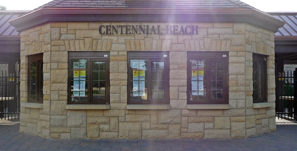 Powder Coated 600 Ticket Windows