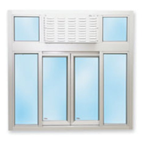 131 w/ Transom / Air Curtain