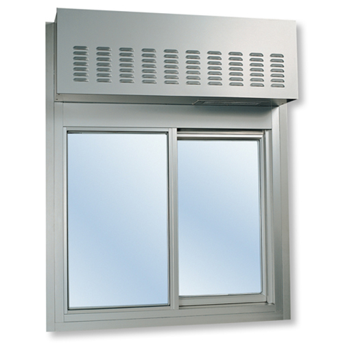 275 w/ Transom/Air Curtain