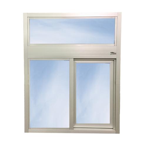 600 Drive Thru Window With Transom Or Air Curtain