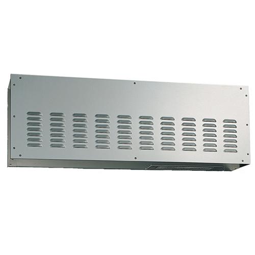 600 Single Panel Sliding Transaction Window Flush Mount