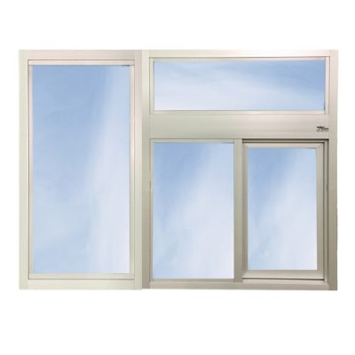 7x5 Window Package with 36 inch Sidelight